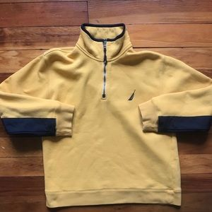 Nautica sweater / sweatshirt / zip up